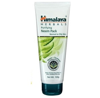 face packs for acne and pimples himalaya