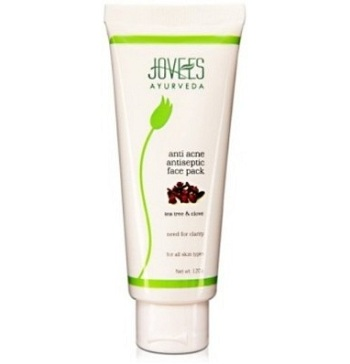 face packs for acne and pimples jovees