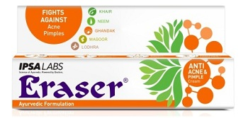 eraser pimple Anti-Acne Cream