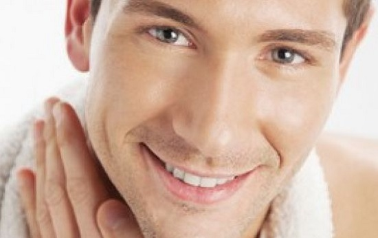 oil controlling beauty tips for men at home