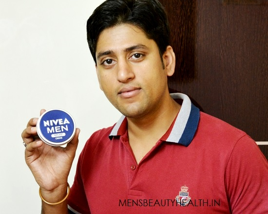 Nivea for Men Dark Spot Reduction Cream Review 4