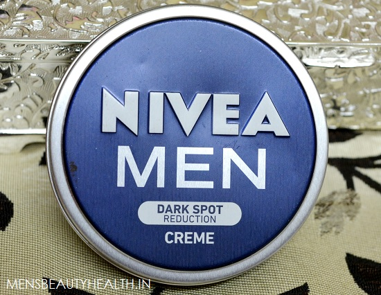 Nivea for Men Dark Spot Reduction Cream Review price