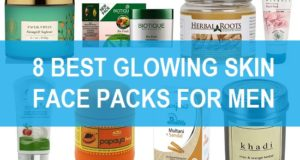 7 Top Best Men's Glowing Skin Face Packs in India with Price
