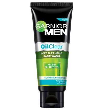 garnier Best Oily Skin Face Wash for Men in India