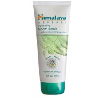 himalya 8 Best Men's Oily Skin Face Scrub in India with Price