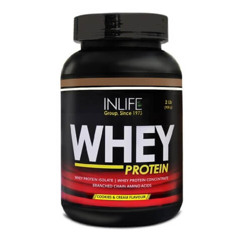 inlife Best Whey Protein Brands for Men in India