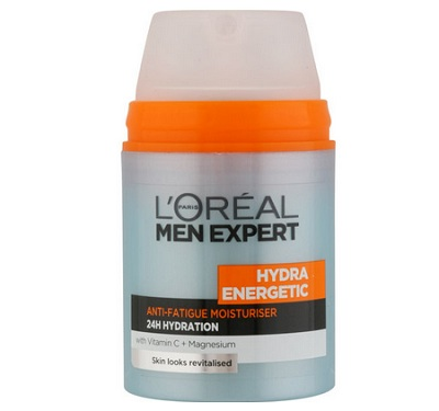 L'Oreal Paris Men Expert Hydra Energetic Daily Anti-Fatigue Moisturising Lotion