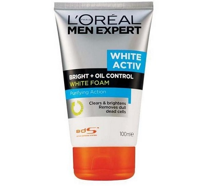 loreal best men's oily skin moisturiser in india
