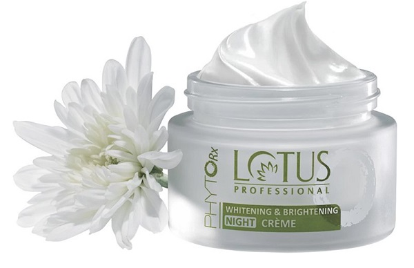 Lotus Professional Phyto-Rx Whitening & Brightening Night Cream