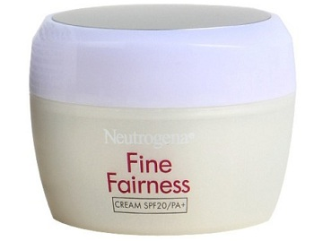 neutrogena dry skin fairness cream for men