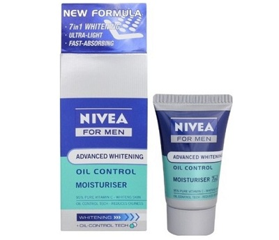 nivea Nivea for Men Oil Control Moisturizer