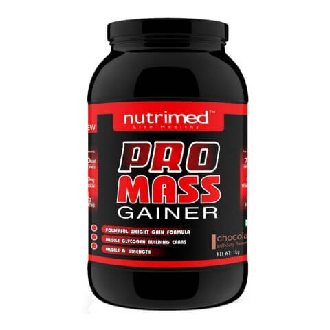 nutrimed 8 Best Weight/ Mass Gainer Supplements in India