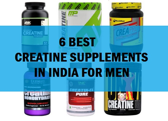 6 Top Best Creatine supplements in India with Price