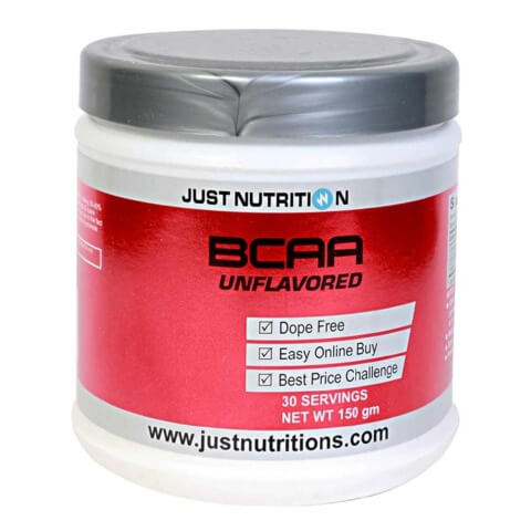 just nutrition BCAA supplement