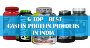 8 Top Best Casein Protein Powder Supplements in India with Price