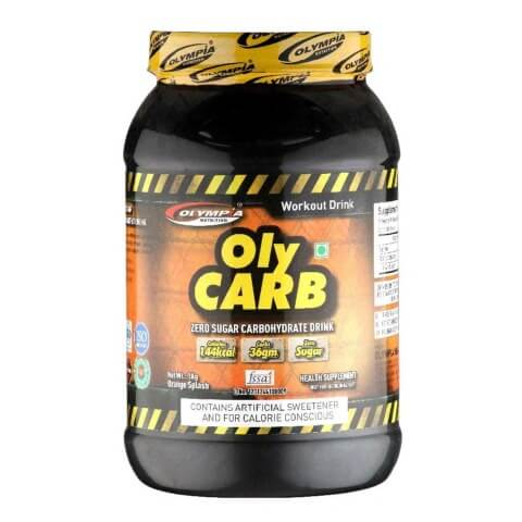 olympia  Best Carb Blend Supplement in India