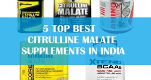6 Top Best Citrulline Malate Supplements in India