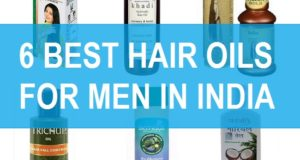 best hair oils for men in india