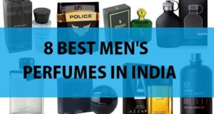 8 Best men's Perfumes in India