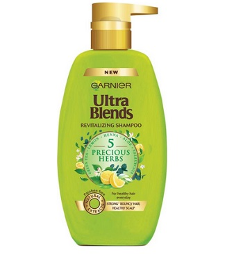 garnier best men's shampoo for oily hair thin hair