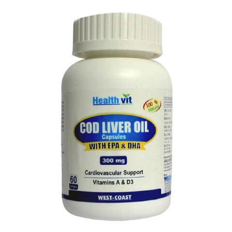 Cod liver oil benefits for men