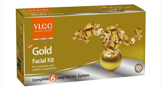 gold 8 Best Facial Kits for Men in India with Price