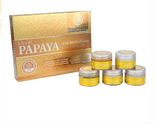 khadi-natural-mini-facial-kit-papaya-skin-revitalizing-75-g