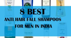 Best Men's Anti Hair Fall Shampoos