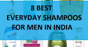 8 best everyday shampoos for men in india