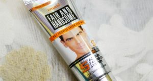 Emami Fair and Handsome Fairness Cream for Men Review and How to use