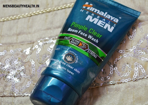 Himalaya Men Oil Clear Neem Face wash REVIEW