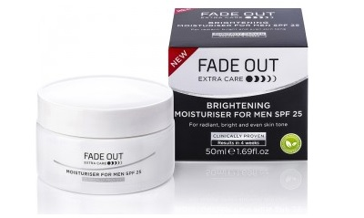 Fade Out Brightening Moisturizer For Men