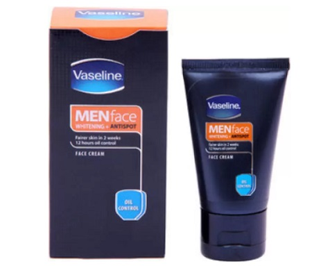 Vaseline Men Antispot Whitening Face Cream