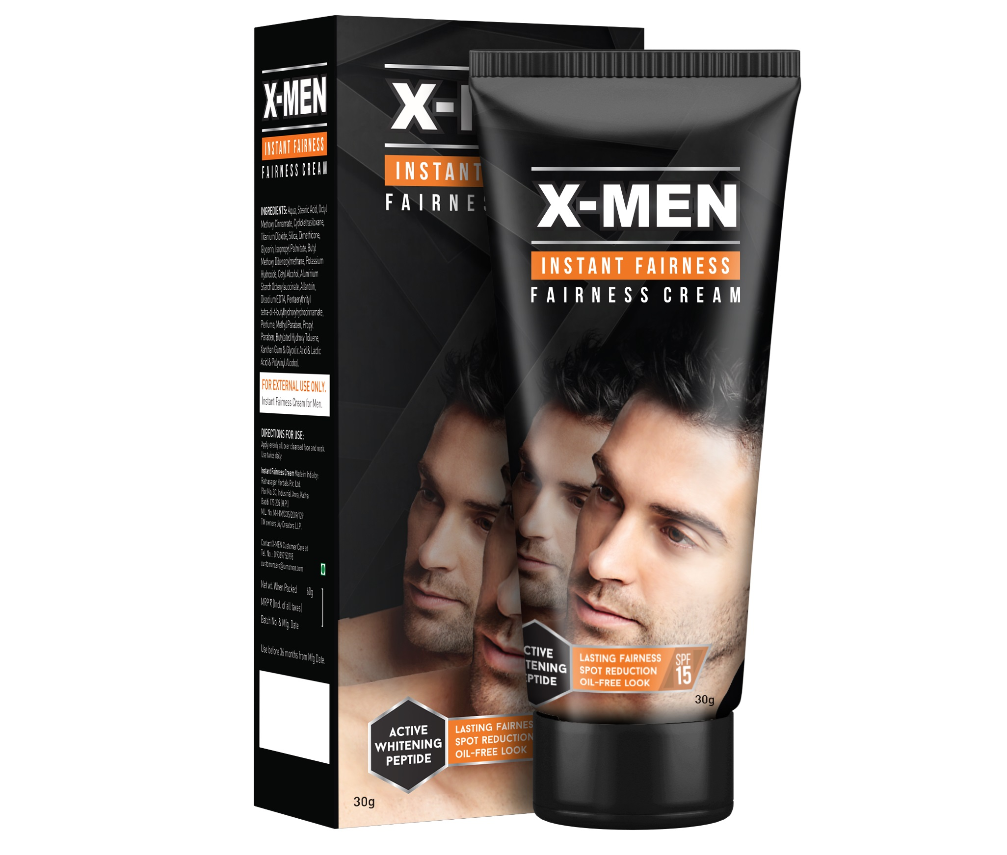 X-Men Fairness Cream