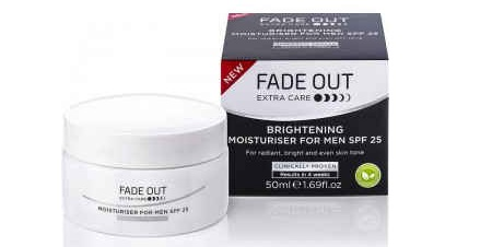Fade Out Brightening Moisturiser For Men