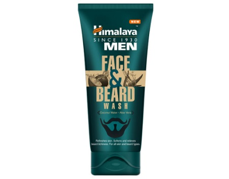 Himalaya Men Face and Beard Wash