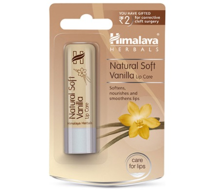 Himalaya Natural Soft Lip Care in Vanilla