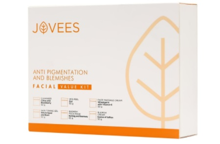Jovees Anti Pigmentation and Blemishes Kit