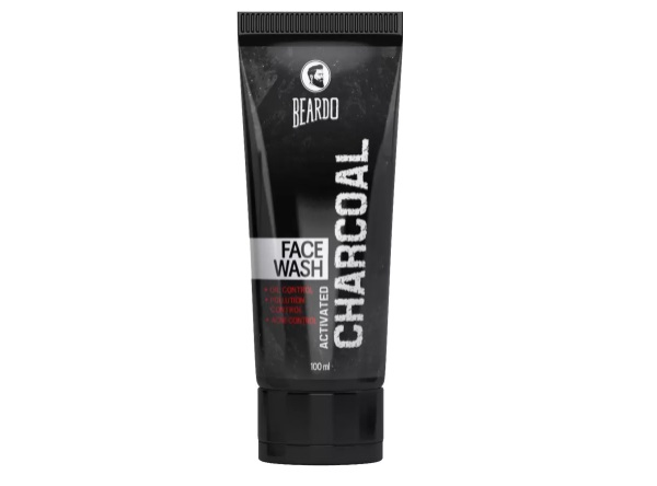 Beardo Activated Charcoal Acne Oil and Pollution Control Face Wash