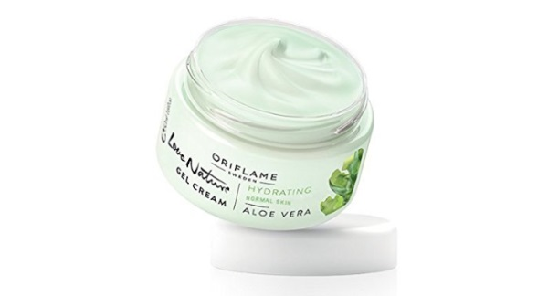 Oriflame Love Nature Aloe Vera Gel Cream