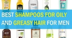 best shampoos for oily hair and greasy hair in india