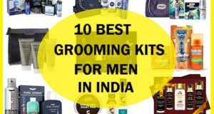 grooming kits for men
