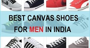 best canvas shoes for men in india