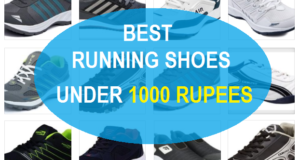 best running shoes for men under 1000 rupees