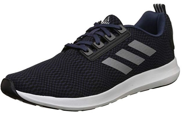 Adidas Men's Arius 1 black Running Shoes