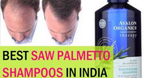 Best Saw Palmetto Shampoos in India
