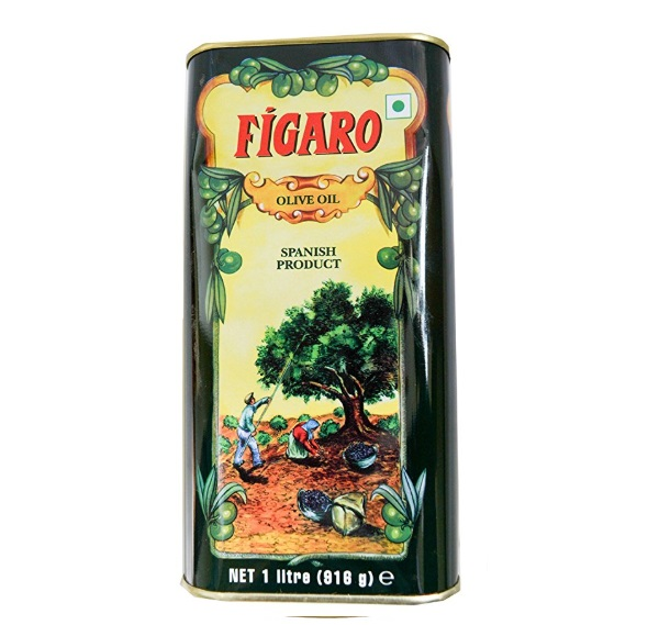 Figaro Olive Oil Tin