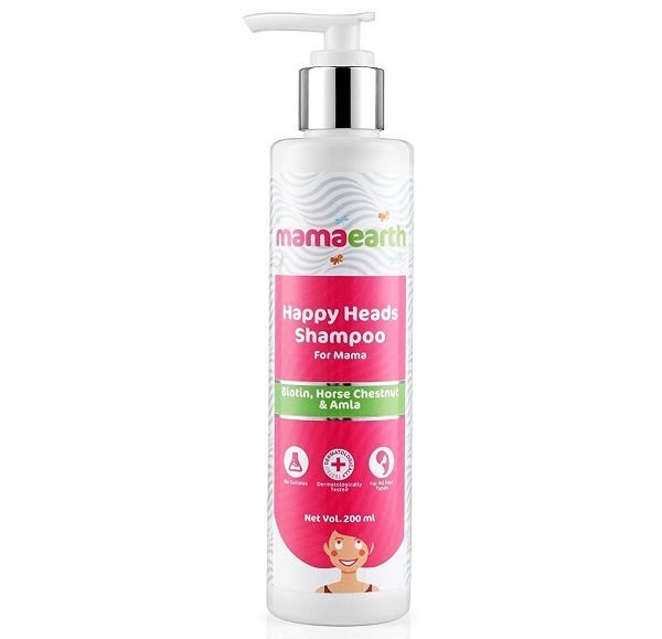 Mamaearth Happy Heads Hair Shampoo