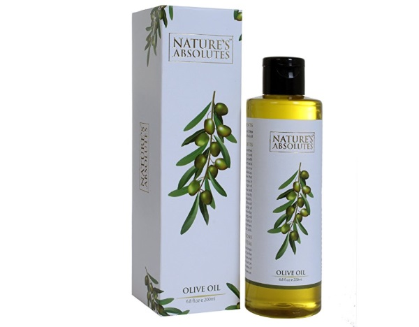 Nature's Absolutes Olive Carrier Oil