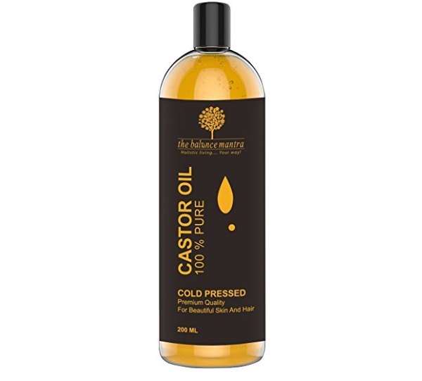 The Balance Mantra Cold Pressed Castor Oil